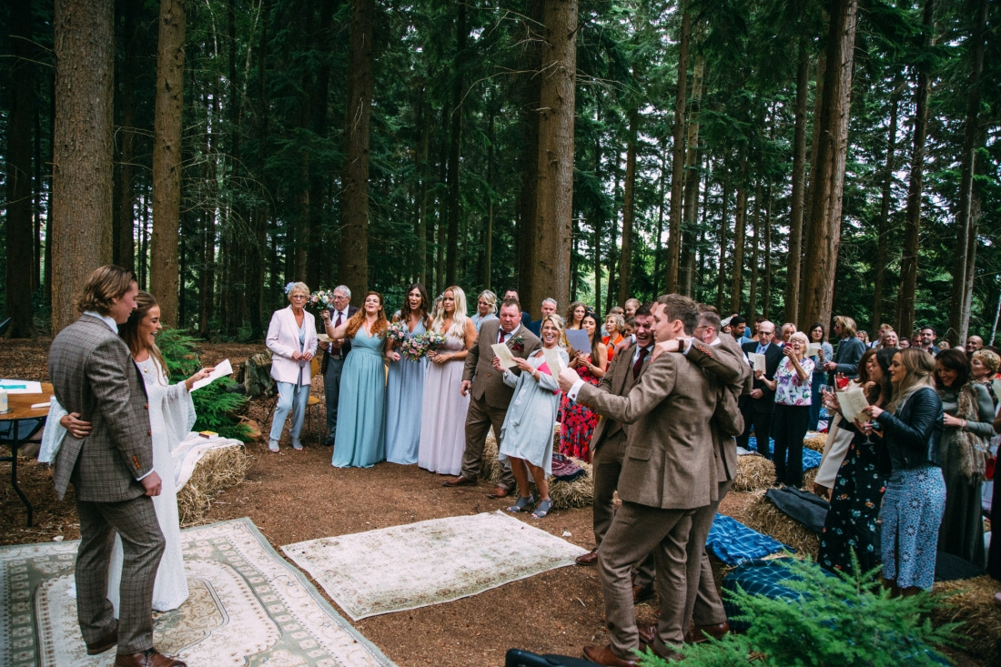 hollyolly New Forest Wedding 6 of 40