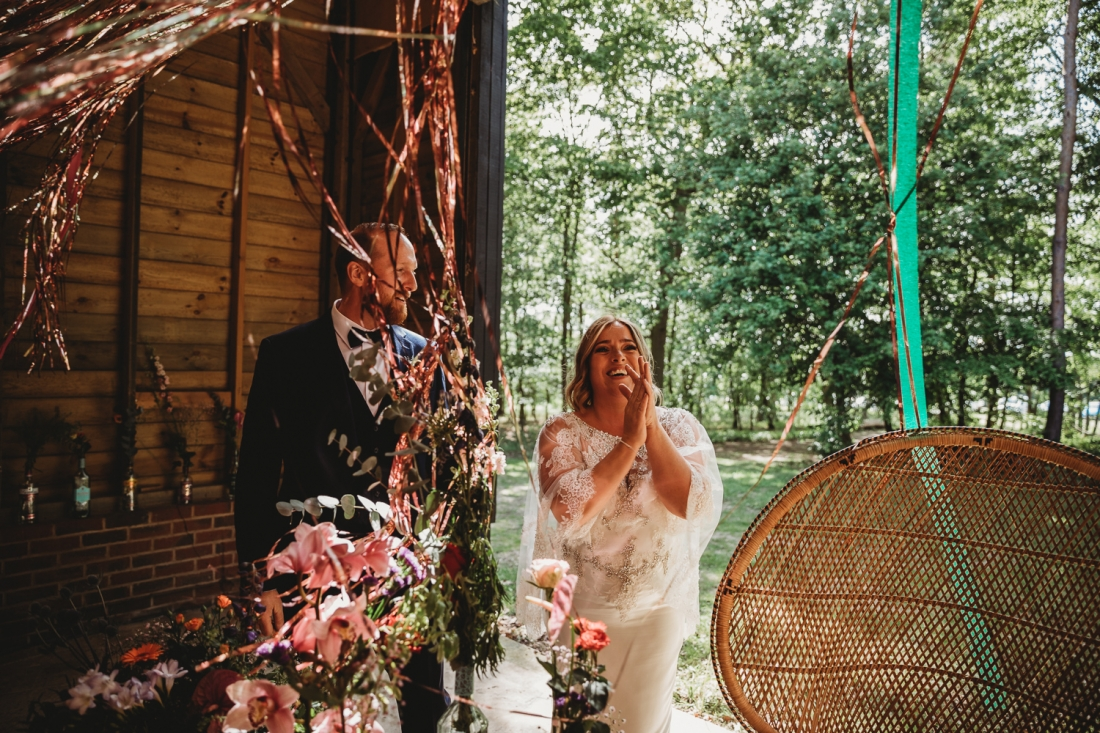 Captains Wood Barn Essex Wedding Photography 64 of 101