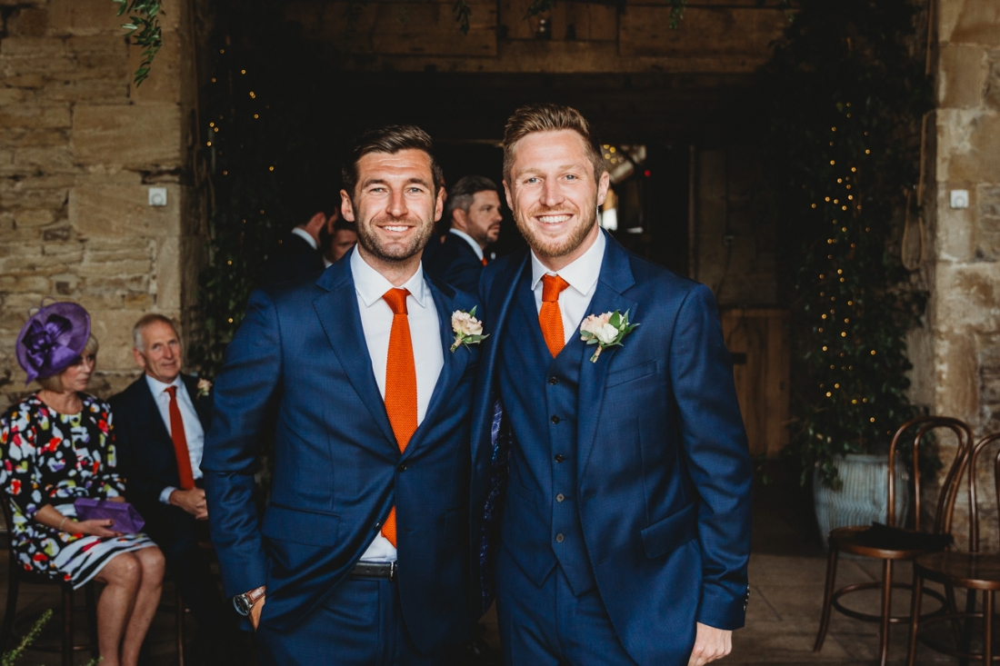 Cotswold Wedding Photography Cripps Barn Stone Barn 23 of 79