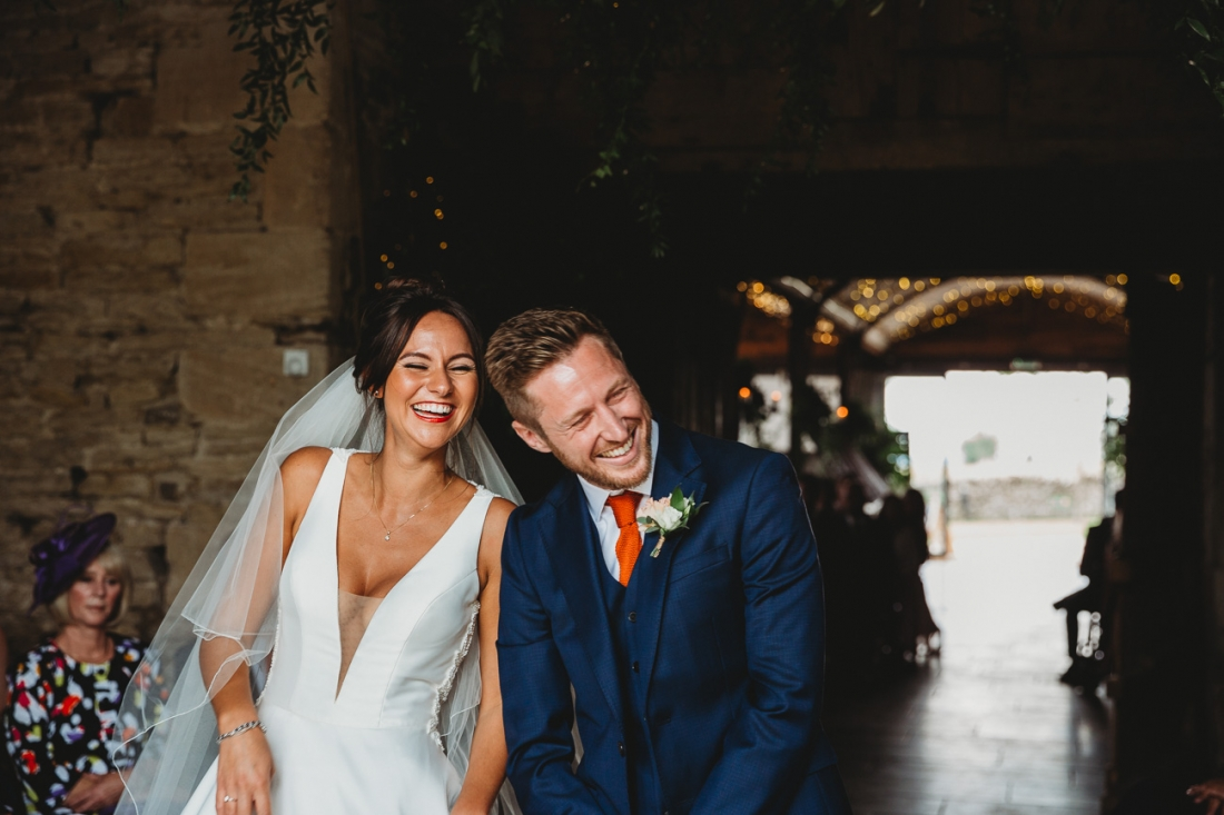 Cotswold Wedding Photography Cripps Barn Stone Barn 27 of 79