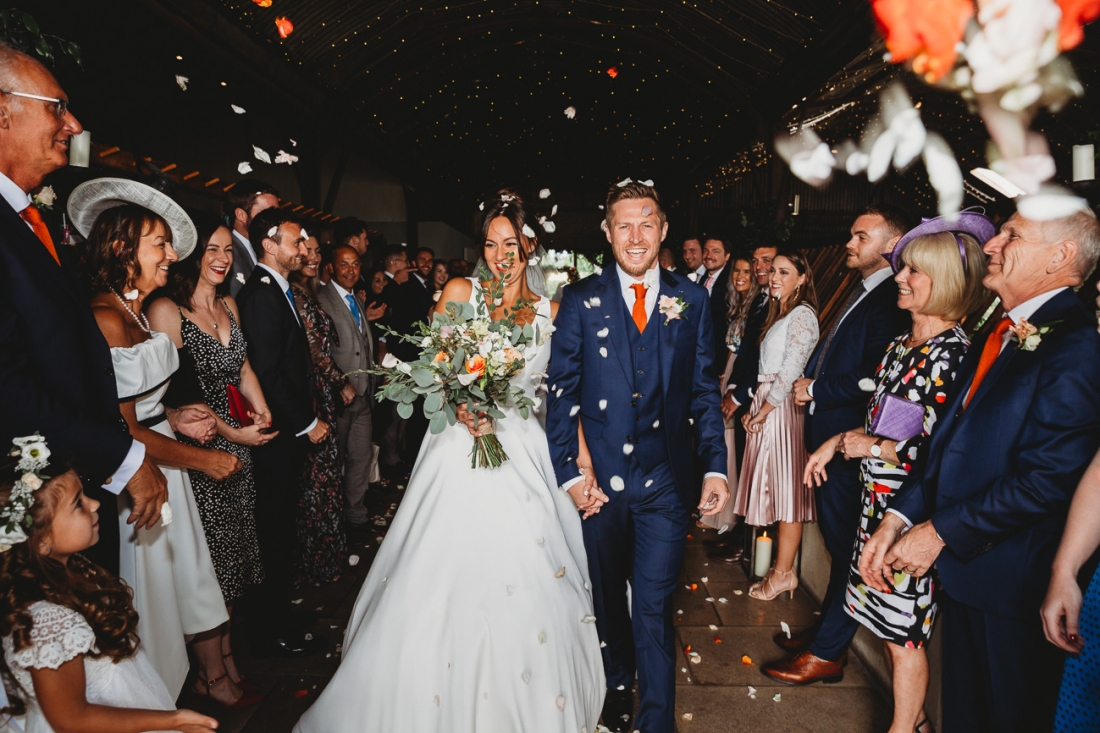Cotswold Wedding Photography Cripps Barn Stone Barn 30 of 78