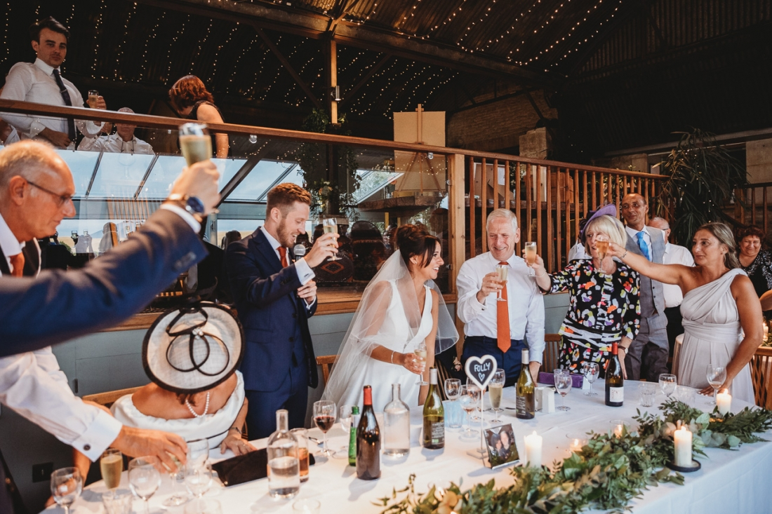 Cotswold Wedding Photography Cripps Barn Stone Barn 56 of 77