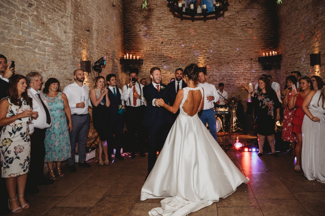 Cotswold Wedding Photography Cripps Barn Stone Barn 59 of 77