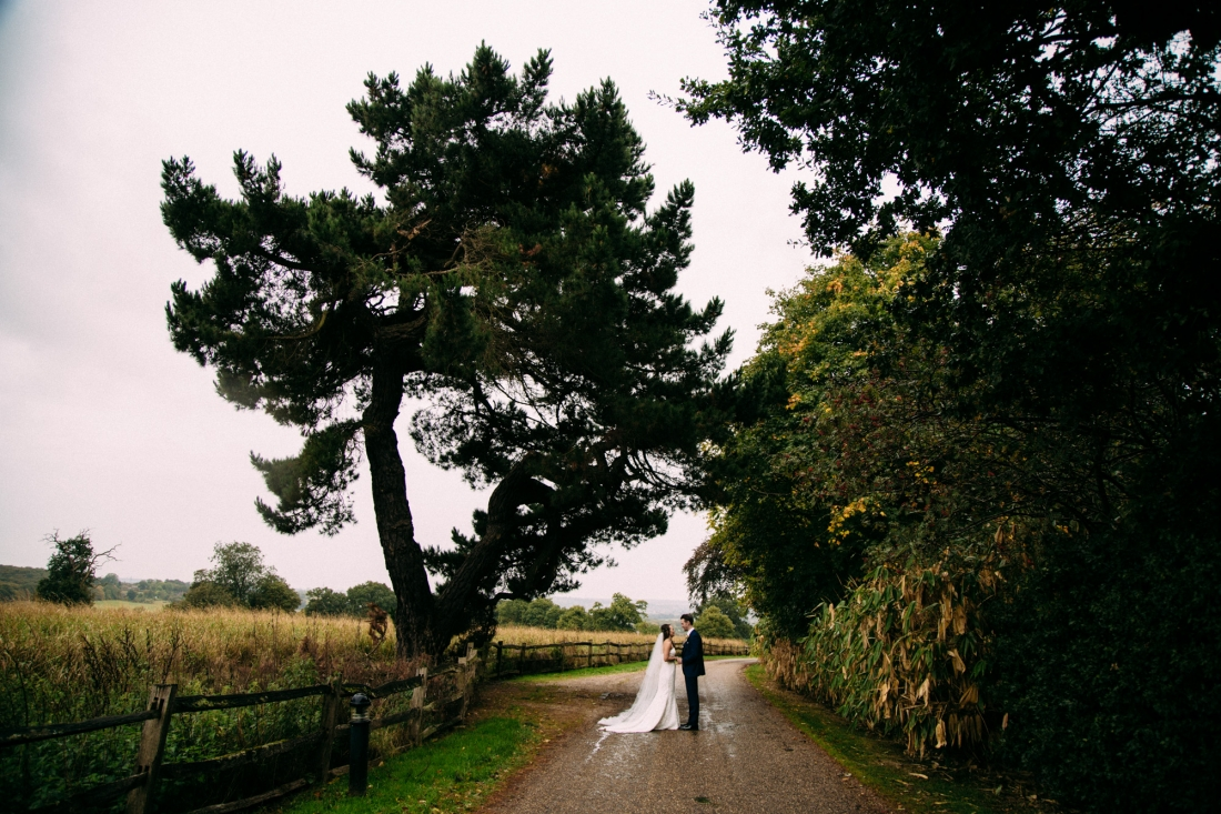 Gaynes Park Wedding Photography Epping Essex 2 of 8