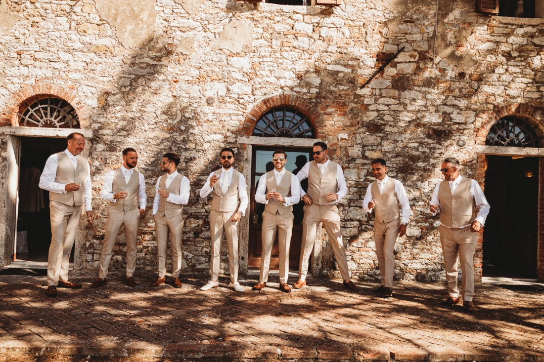 Tuscany wedding photography Castello Di Modanella 30 of 101