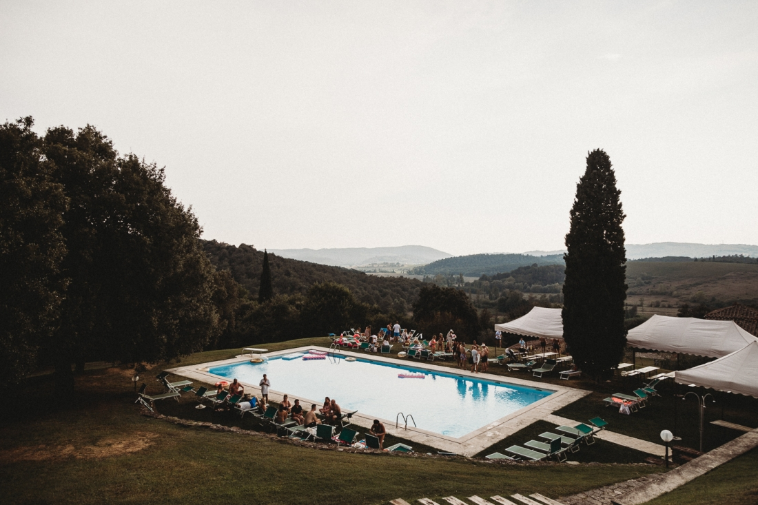 Tuscany wedding photography Castello Di Modanella 4 of 101