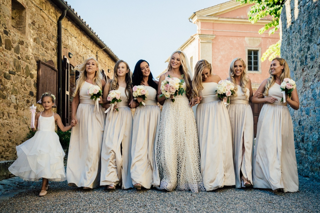 Tuscany wedding photography Castello Di Modanella 51 of 101