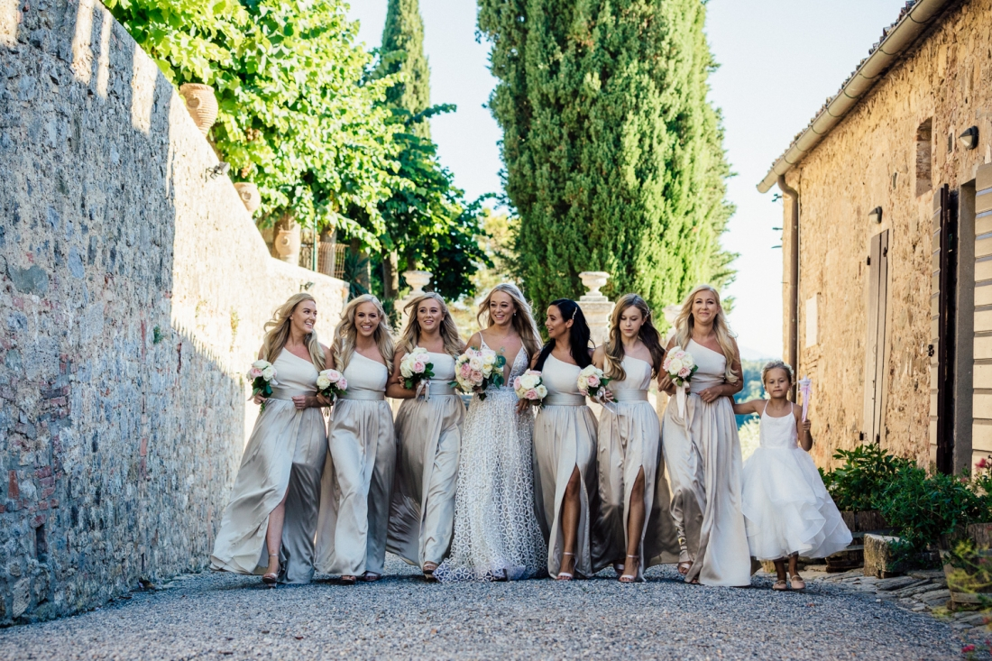 Tuscany wedding photography Castello Di Modanella 52 of 101