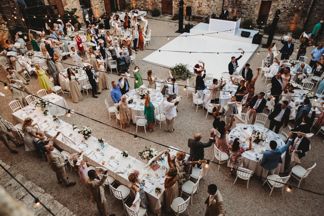 Tuscany wedding photography Castello Di Modanella 68 of 101