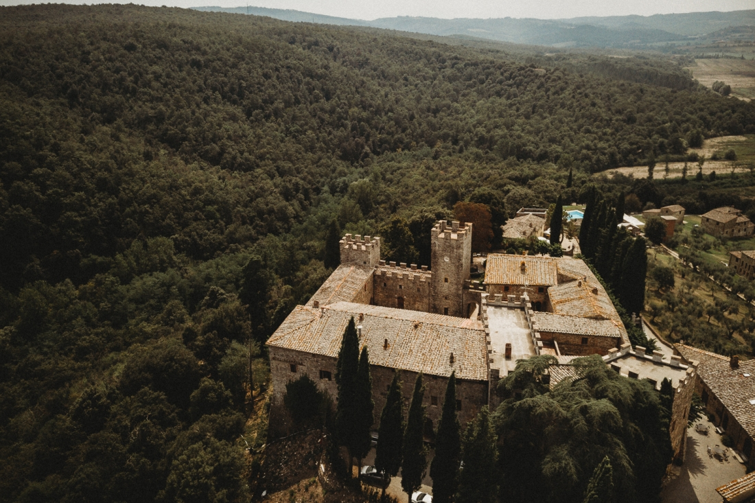 Tuscany wedding photography Castello Di Modanella 8 of 101
